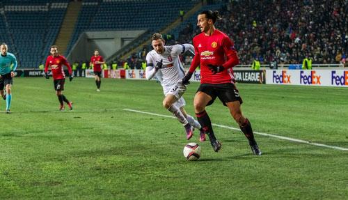 ซลาตัน อิบราฮิโมวิช (Zlatan Ibrahimovic)
